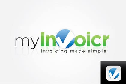#67 for Logo Design for myInvoicr by jennfeaster