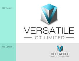 #86 for Design a Logo for Versatile ICT Limited af averpix