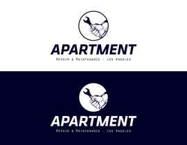 #24 para Design a Logo for Apartment Maintenance Comapny por alissonvalentim