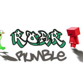 nº 14 pour Design a Logo for Rumble and Roar par andreisiminea