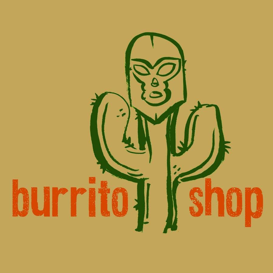 Proposition n°                                        97                                      du concours                                         Logo Design for burrito shop