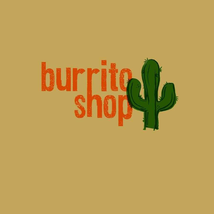 Proposition n°                                        99                                      du concours                                         Logo Design for burrito shop
