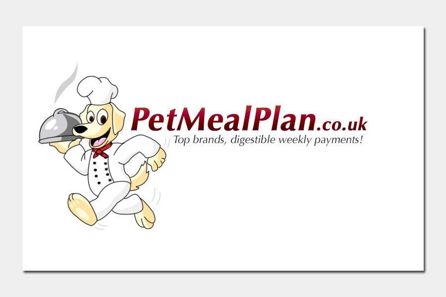 Proposition n°                                        35                                      du concours                                         Logo Design for PetMealPlan.co.uk