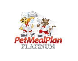 #49 for Logo Design for PetMealPlan.co.uk by taks0not