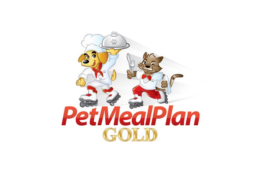 Konkurrenceindlæg #                                        48                                      for                                         Logo Design for PetMealPlan.co.uk