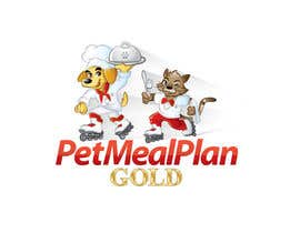 #48 untuk Logo Design for PetMealPlan.co.uk oleh taks0not