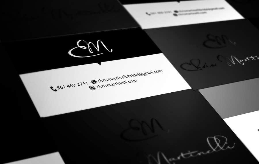 Kilpailutyö #23 kilpailussa Design Spot UV Business Card for Fashion Designer