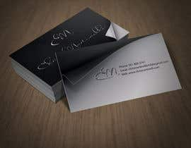 #28 cho Design Spot UV Business Card for Fashion Designer bởi junetditsecco