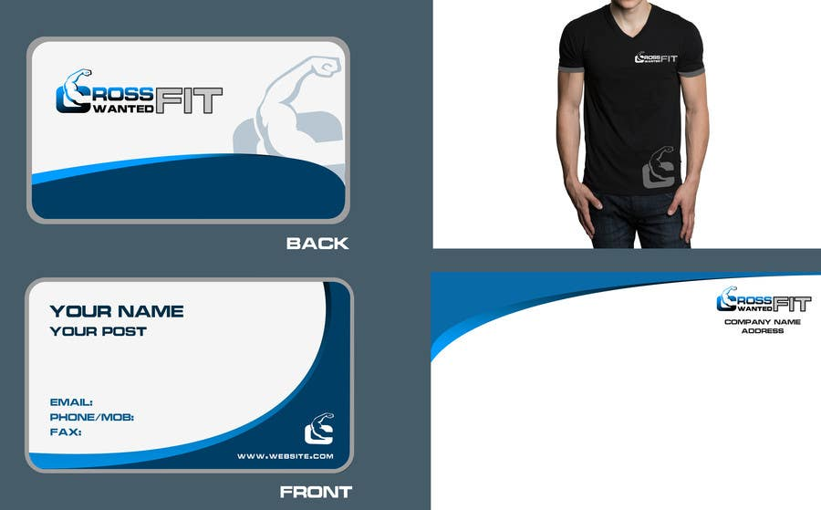 Bài tham dự cuộc thi #                                        85                                      cho                                         Design a Logo for CrossFit Wanted