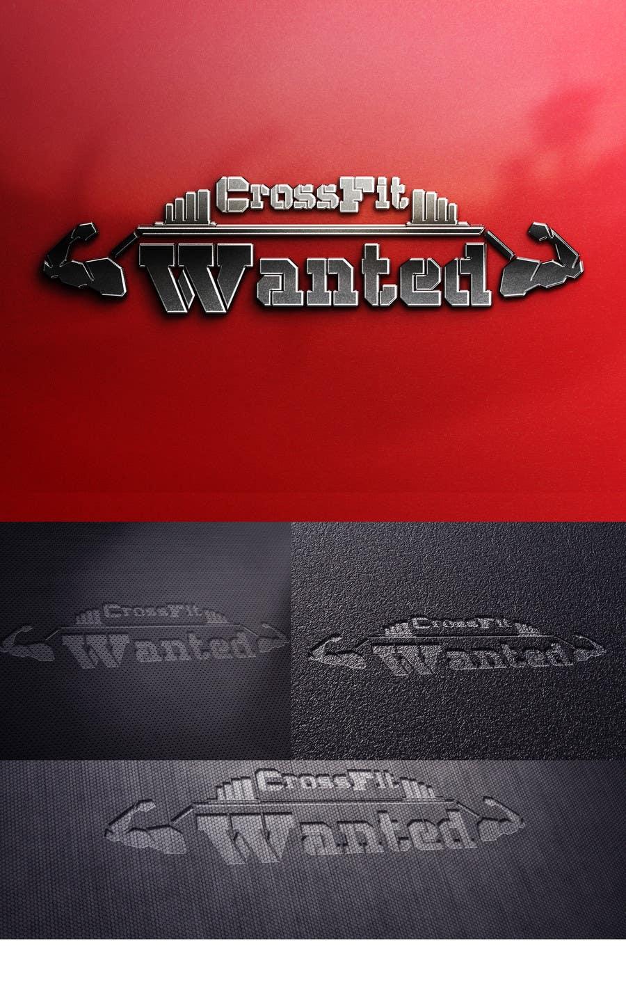 Bài tham dự cuộc thi #                                        120                                      cho                                         Design a Logo for CrossFit Wanted