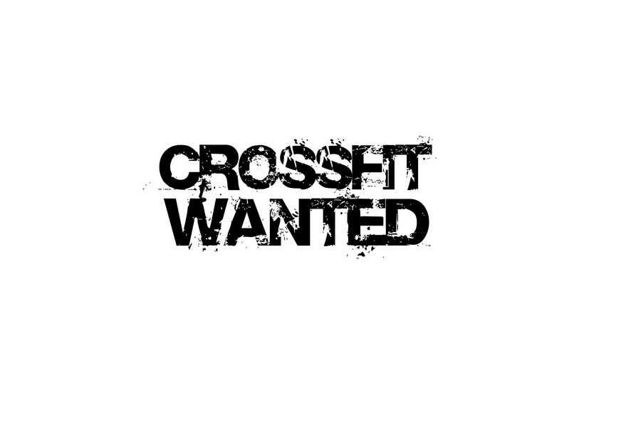 Bài tham dự cuộc thi #                                        55                                      cho                                         Design a Logo for CrossFit Wanted