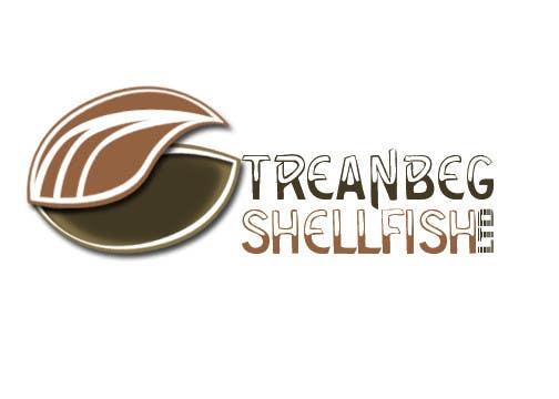 """Intrarea #41 pentru concursul """"Logo Design for Treanbeg Shellfish Ltd"""""""