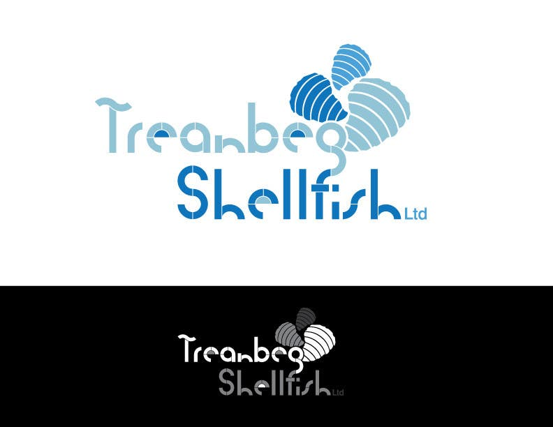 Proposition n°                                        66                                      du concours                                         Logo Design for Treanbeg Shellfish Ltd