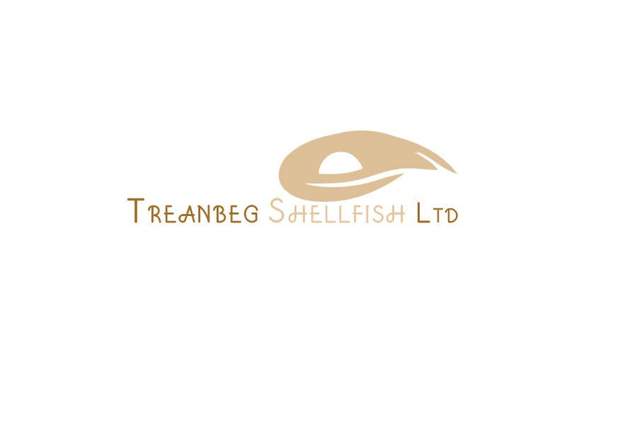 Proposition n°                                        10                                      du concours                                         Logo Design for Treanbeg Shellfish Ltd