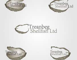 #42 para Logo Design for Treanbeg Shellfish Ltd por yabdel