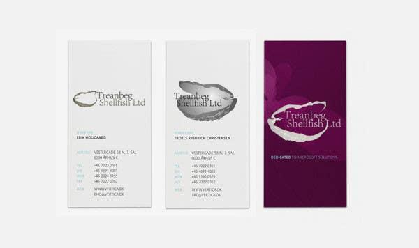 Inscrição nº 43 do Concurso para Logo Design for Treanbeg Shellfish Ltd