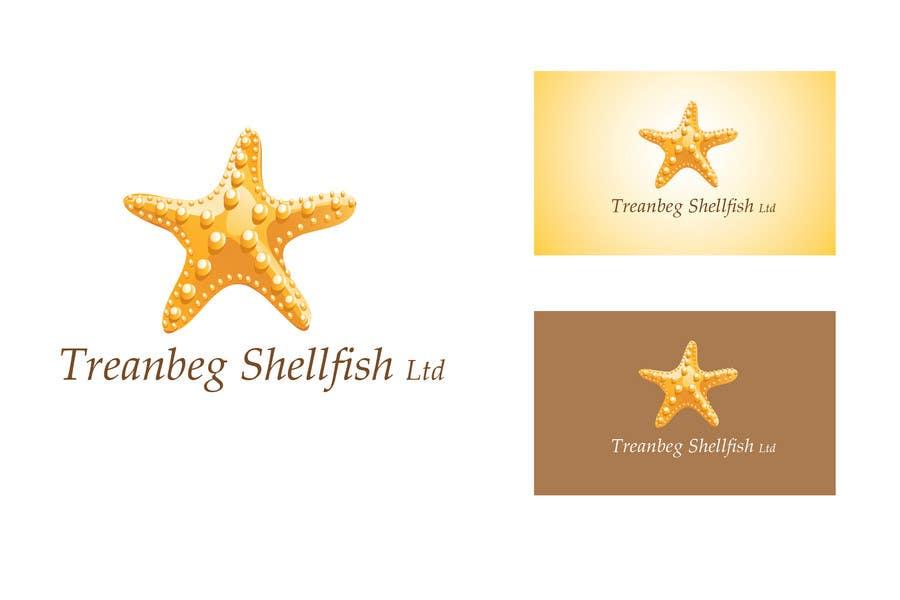 """Intrarea #35 pentru concursul """"Logo Design for Treanbeg Shellfish Ltd"""""""