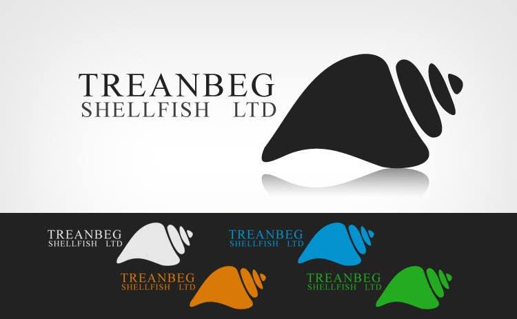 """Intrarea #78 pentru concursul """"Logo Design for Treanbeg Shellfish Ltd"""""""