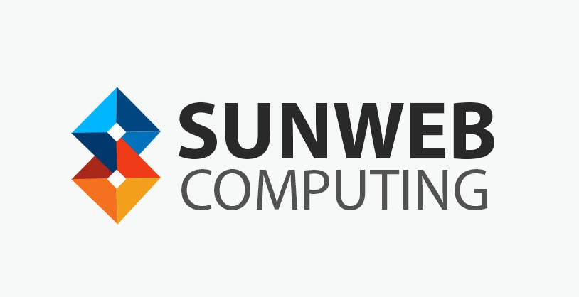 #18 for Design a Logo for SunWeb Computing by geniedesignssl