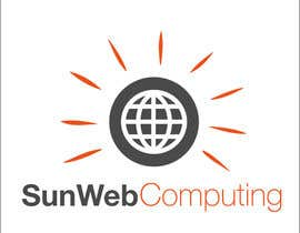 #1 para Design a Logo for SunWeb Computing por bolla85