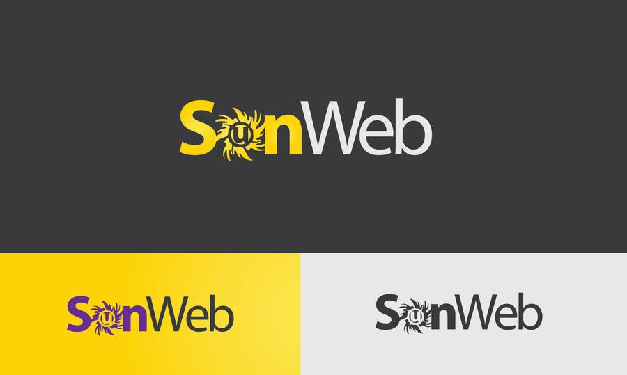 #39 for Design a Logo for SunWeb Computing by rimskik