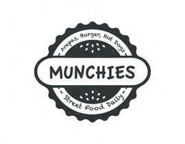 #17 untuk Munchies Restaurant Logo oleh yvethurrr