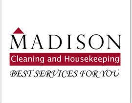 #15 untuk Design a Logo for Madison Cleaning and Housekeeping oleh haybochuh