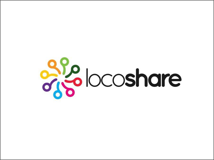 Konkurrenceindlæg #35 for Design a Logo for a file sharing website