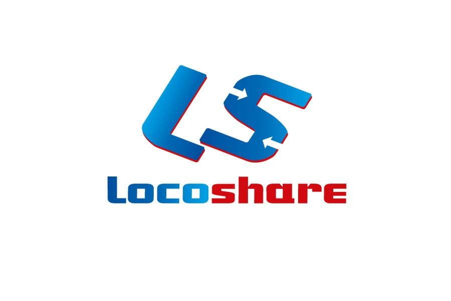 Kilpailutyö #20 kilpailussa Design a Logo for a file sharing website
