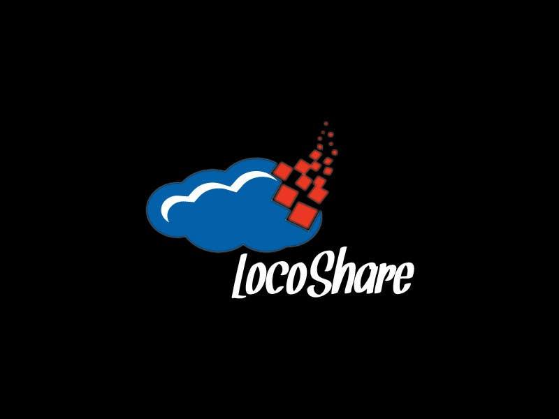 Bài tham dự cuộc thi #                                        22                                      cho                                         Design a Logo for a file sharing website