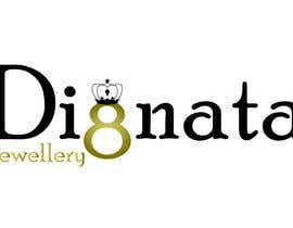 #89 for Design a Logo for Dignata Jewelry af Emmebi2Design