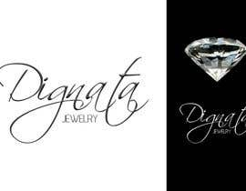 #73 para Design a Logo for Dignata Jewelry por BCgrass14
