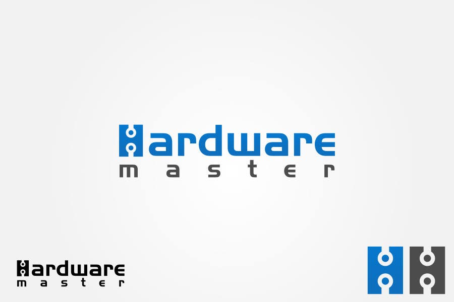 Konkurrenceindlæg #237 for Logo Design for Hardwaremaster