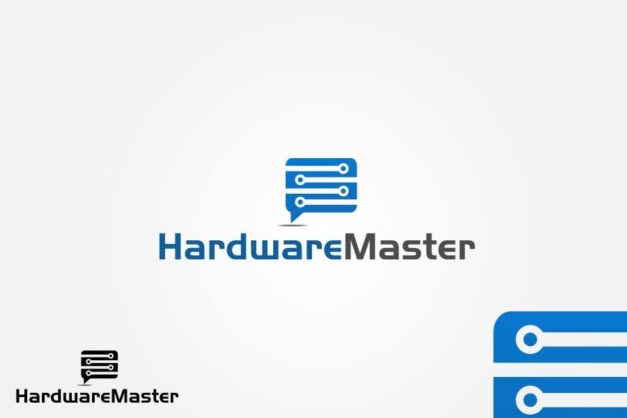 Konkurrenceindlæg #238 for Logo Design for Hardwaremaster