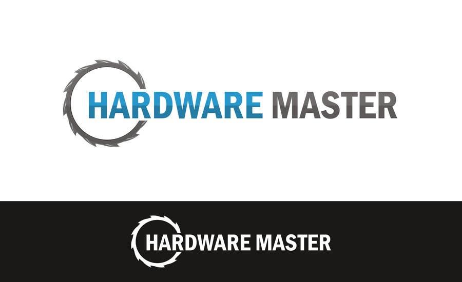 Konkurrenceindlæg #208 for Logo Design for Hardwaremaster