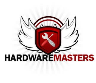 #10 para Logo Design for Hardwaremaster por ToddR