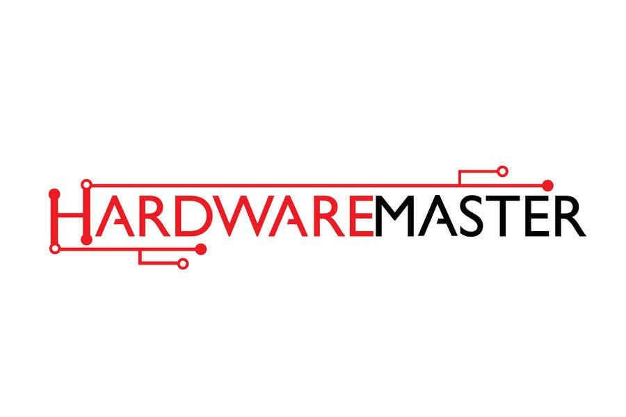 Konkurrenceindlæg #248 for Logo Design for Hardwaremaster
