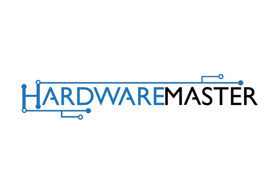 Konkurrenceindlæg #249 for Logo Design for Hardwaremaster