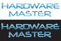 Graphic Design Konkurrenceindlæg #193 for Logo Design for Hardwaremaster