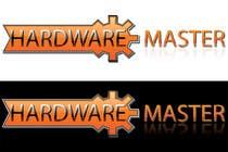 Graphic Design Konkurrenceindlæg #156 for Logo Design for Hardwaremaster