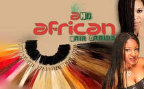 Contest Entry #26 for Design a Small Logo for www.AfricanHairBraids.com.au