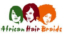 Contest Entry #28 for Design a Small Logo for www.AfricanHairBraids.com.au