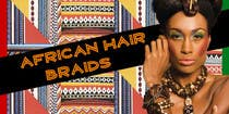 Contest Entry #6 for Design a Small Logo for www.AfricanHairBraids.com.au