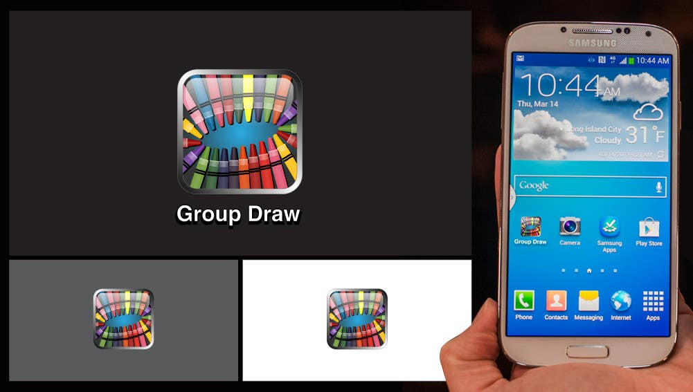 #20 for Design some Icons for Samsung Smart App Challenge 2013 by giriza