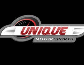 #20 para Design a Logo for Unique Motorsports por thimsbell