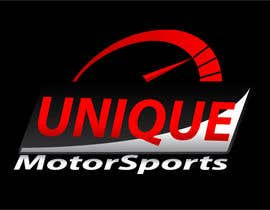 #90 para Design a Logo for Unique Motorsports por AtiqKz