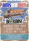 Proposition n° 5 du concours Graphic Design pour Design a Flyer for Beerbike