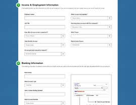 #45 untuk DESIGN THEE GREATEST ONE PAGE FORM EVER! oleh nitinatom