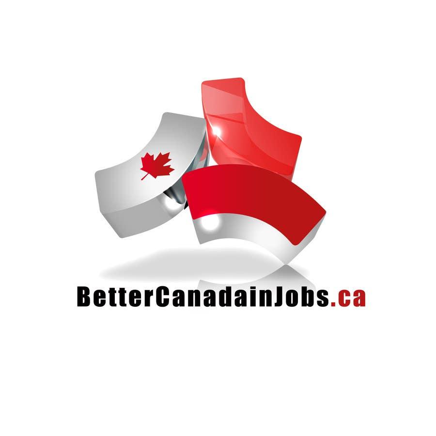Bài tham dự cuộc thi #5 cho Design a Logo for BetterCanadainJobs.ca