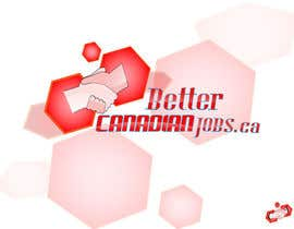 nº 17 pour Design a Logo for BetterCanadainJobs.ca par wastrah